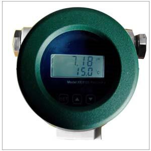 变送器输出采用光电耦合隔离输出技术,抗干扰能力强.
